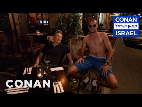 Conan v Izraeli #10: Noční Tel Aviv a rozloučení