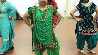 Expert Jatt - Nawab | Easy Steps Dance Video | Choreography by | Urban Dance Studio |