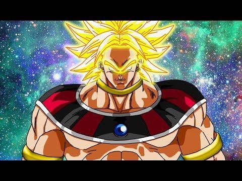 Taima the Saiyan God is Born in Dragon Ball Infinity