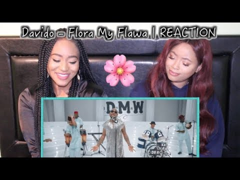Davido - Flora My Flawa (Official Video) | REACTION