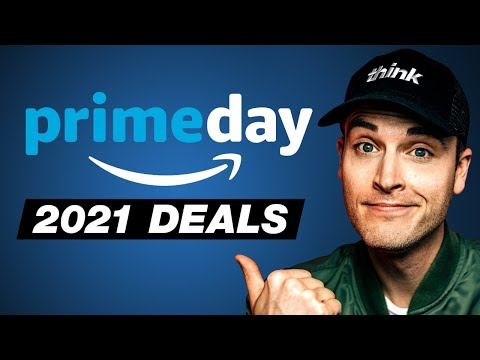 Best Amazon Prime Day 2021 DEALS on Cameras, Tech, and Video Gear