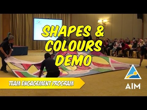 AIM Game: Shapes & Colours (demo)