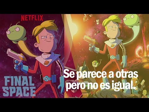 #CineMúsicaYAlgoMás | Final Space