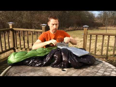 Zpacks 30 Degree Sleeping Bag Gear Review
