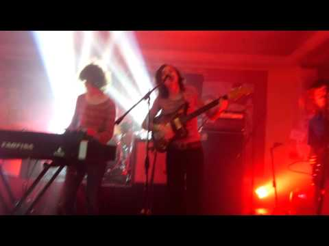 Foxygen - Cosmic Vibrations - (Festival Marvin 18-05-13)