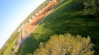 Fields of Green - FPV Drone