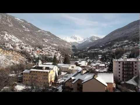 Présentation de Brides-les-Bains, station de ski low cost des 3 Vallées
