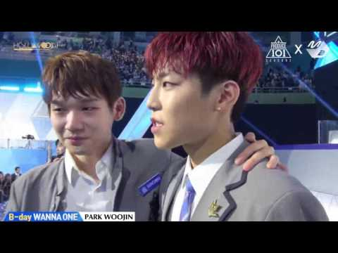 [VIETSUB] B-DAY WANNA ONE (PARK WOOJIN)