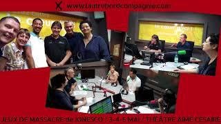 JEUX DE MASSACRE EN RADIO