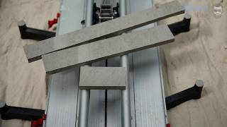 Rubi TZ Tile Cutter - Cutting 20mm Porcelain Tile