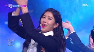 As You Wish(이루리)   우주소녀(WJSN) [뮤직뱅크 Music Bank] 20191129