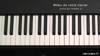 U-turn (Lili)***** (Aaron) cover piano facile / Easy piano solo tutorial !