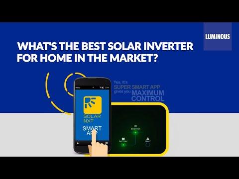 Luminous  PCU - NXT Solar Inverter