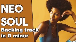 Neo Soul Backing Track in Dm