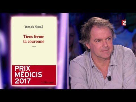 Vidéo de Yannick Haenel