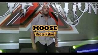 TNA Moose 1st Theme Song 'Moose Nation'