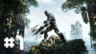 Crysis 3: Multiplayer Beta (Hunter Mode) #1 - [GMSVidea][CZ]