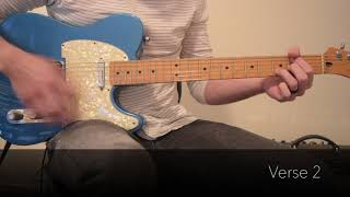 """Joy to the World Unspeakable Joy"" Rhythm Guitar Tutorial - Chris Tomlin"