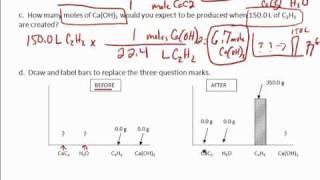 Practice W/ Basic Stoichiometry