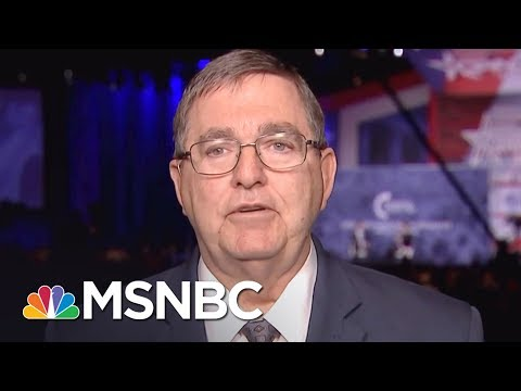 GOP Rep. Burgess Confronted: No Constitutional Right To AR-15 | The Beat With Ari Melber | MSNBC