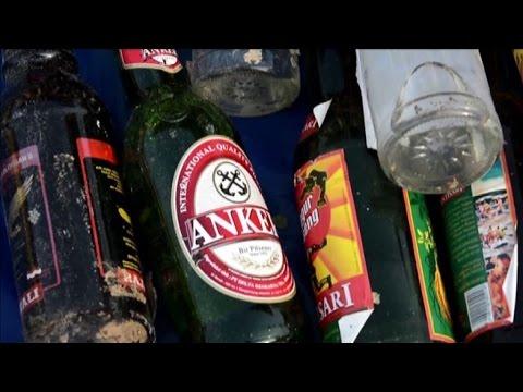 Sgomberare la casa di alcolismo