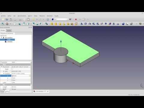 Diseñando un soporte para un sensor de ultrasonidos 1