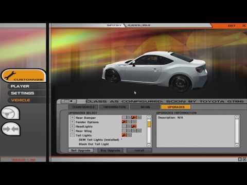 rFactor: Street Driven (Drifting Mod) - Livestream