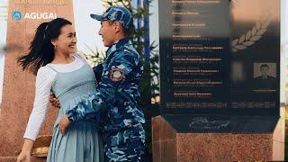 Расим Жұмағалиев – Офицер жары