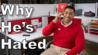 Why The New Jake From State Farm Is Hated