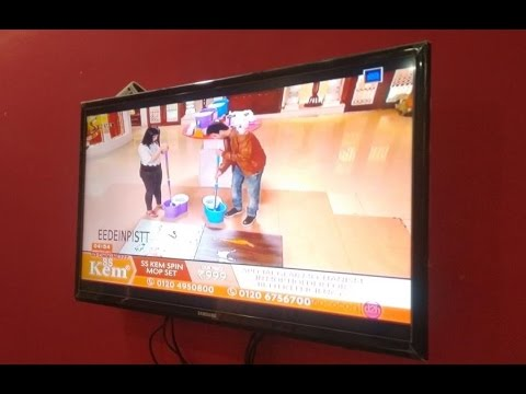 Samsung 32 Inch LED TV (32J4003) Hands On & Review