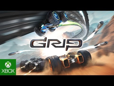 GRIP: Combat Racing – Out Now on Xbox One!