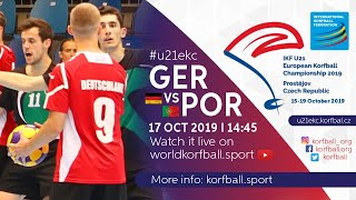 IKF U21 EKC 2019 GER – POR