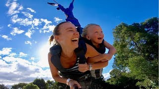 Action and crazy adventures in Rotorua - New Zealand VLOG