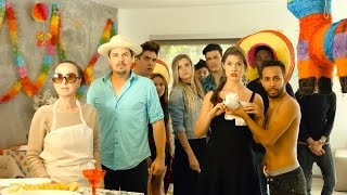 My Big Fat Hispanic Family | Lele Pons, Rudy Mancuso & Anwar Jibawi