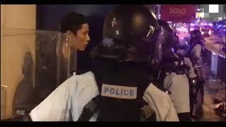 街坊手機拍片即遭克警搜身 被恐嚇襲警藏毒