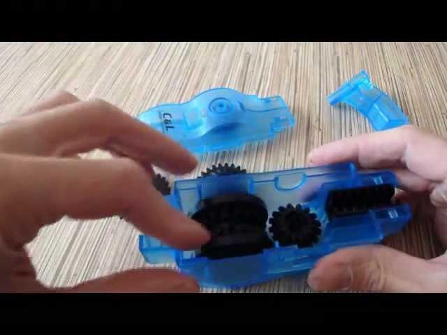 Видео Чистка цепи Bike Hand YC-791