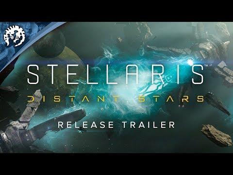 Stellaris: Distant Stars - Release Trailer thumbnail