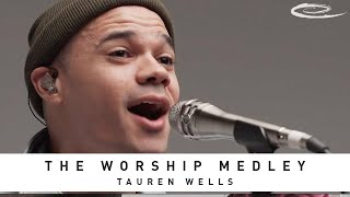 TAUREN WELLS ft. Davies - The Worship Medley: Reckless Love, O Come to the Altar, Great Are You Lord