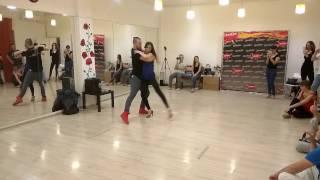 Бачата - Алексадр Нечаев - шоу-элементы: эффектные и безопасные