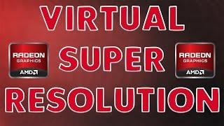 Descargar MP3 de Amd Virtual Super Resoultion gratis