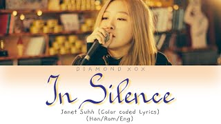 Janet Suhh (자넷서) - In Silence -사이코지만 괜찮아(It's Okay to Not Be Okay) (Color Coded Lyrics Eng/Rom//가사)
