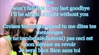 Megan Nicole   Alright lyrics traduction