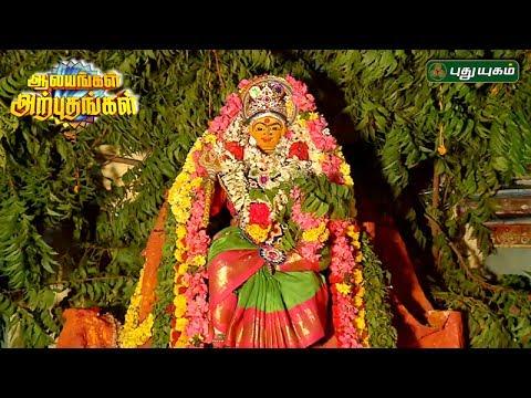 அருள்மிகு முத்துமாரியம்மன் திருக்கோயில், புன்னைநல்லூர் | Aalayangal Arputhangal | 17/07/2017