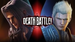 Sephiroth VS Vergil (Final Fantasy VS Devil May Cry) | DEATH BATTLE!