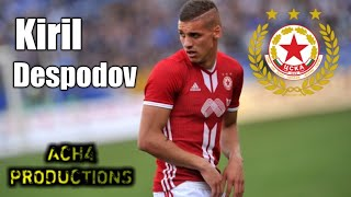 Kiril Despodov | CSKA Sofia | Best Young Player In Parva Liga