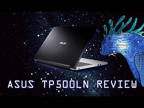 ASUS Transformer Book Flip TP500LN Laptop FULL Review + GamePlay