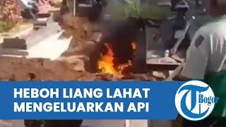 Viral Liang Lahat Mengeluarkan Api, Terkuak Fakta Sebenarnya