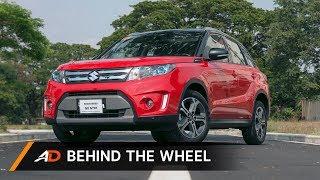 2018 Suzuki Vitara GLX - Behind the Wheel