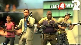 Left 4 Dead 2 по сети #4  ✪ЭДВИН ПРОТИВ ЗОМБИ   #Игры #IMac #Steam