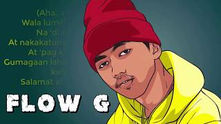 Nandyan Agad Ako Lyrics By Flow g